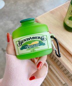 Bundaberg Sparking Soda '2.0' Premium AirPods Pro Case Shock Proof Cover