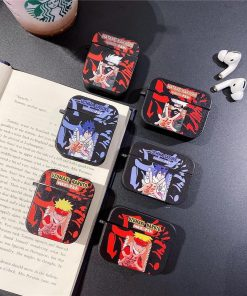 Naruto '3.0 | Modular' AirPods Case Shock Proof Cover