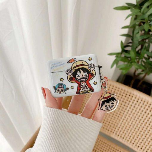 One Piece 'Cute Cartoon   Modular' AirPods Pro Case Shock Proof Cover