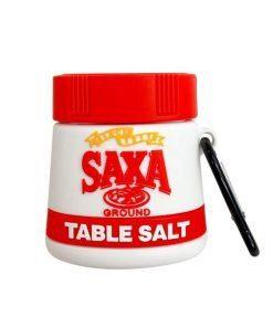 SAXA Seasoning Salt and Pepper Premium AirPods Case Shock Proof Cover