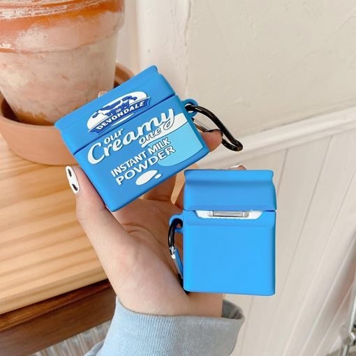 Australian Powdered Milk Premium AirPods Case Shock Proof Cover