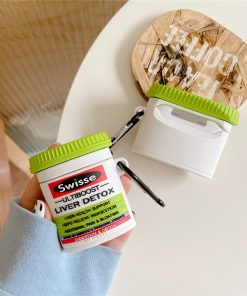 Australian Swisse Liver Detox AirPods Pro Case Shock Proof Cover