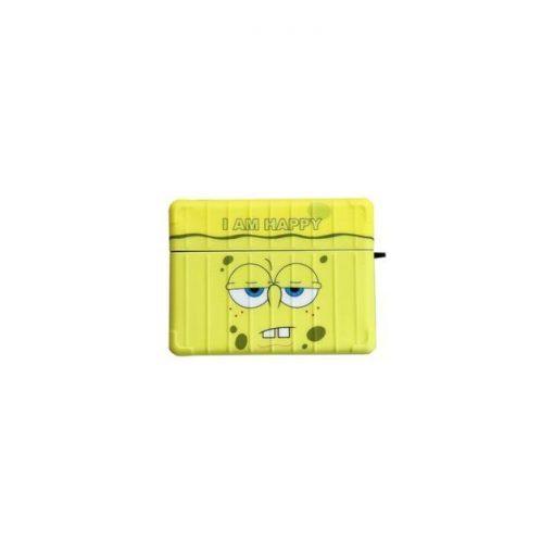 Spongebob 'Unimpressed | Modular' AirPods Pro Case Shock Proof Cover