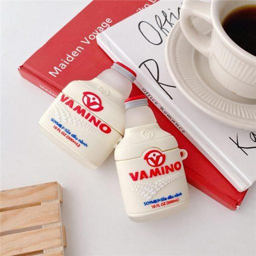 Thai Soy Milk Vamino Premium AirPods Pro Case Shock Proof Cover