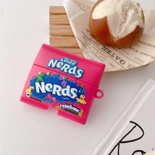 Nerds Candy Premium AirPods Pro Case Shock Proof Cover