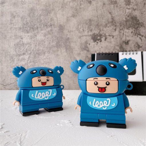 Lego Man 'Koala' Premium AirPods Pro Case Shock Proof Cover