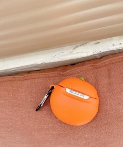 Annoying Orange Premium AirPods Case Shock Proof Cover