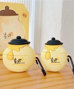 Japanese Honey Pot Premium AirPods Pro Case Shock Proof Cover
