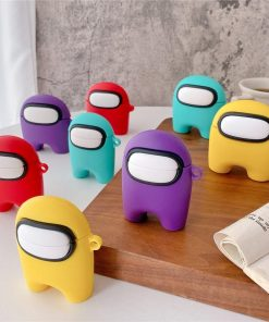 Among Us Premium AirPods Case Shock Proof Cover