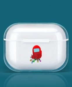 Among Us Clear Acrylic AirPods Pro Case