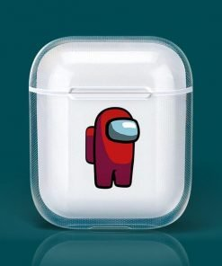 Among Us Clear Acrylic AirPods Case