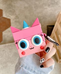 Lego 'Princess Unikitty' AirPods Case Shock Proof Cover
