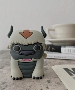 The Last Airbender 'Walking Appa' Premium AirPods Case Shock Proof Cover