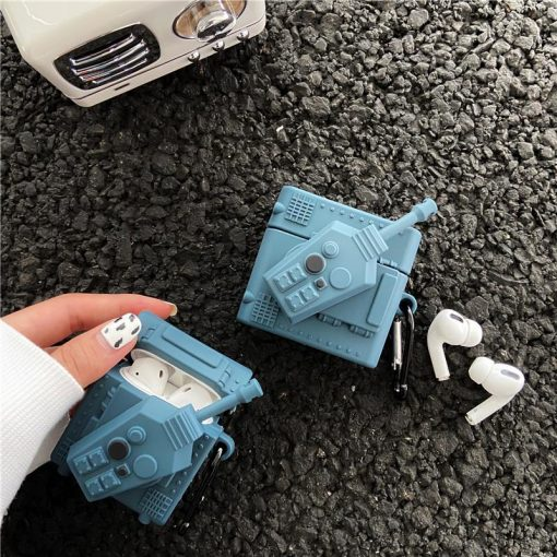 Tank AirPods Case Shock Proof Cover