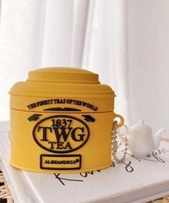 TWG Tea Premium AirPods Pro Case Shock Proof Cover