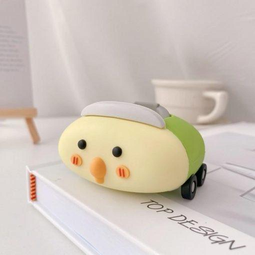 Cute Cartoon Toy Car Premium AirPods Pro Case Shock Proof Cover