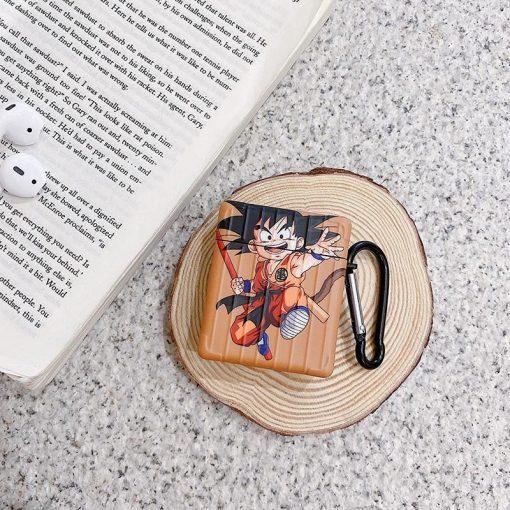 Dragon Ball Z 'Goten | Modular | 2.0' AirPods Case Shock Proof Cover