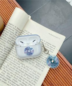 Clear Acrylic 'Sad Songs' AirPods Pro Case Shock Proof Cover