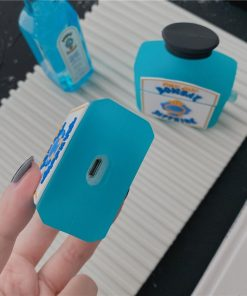 Gin Premium AirPods Case Shock Proof Cover