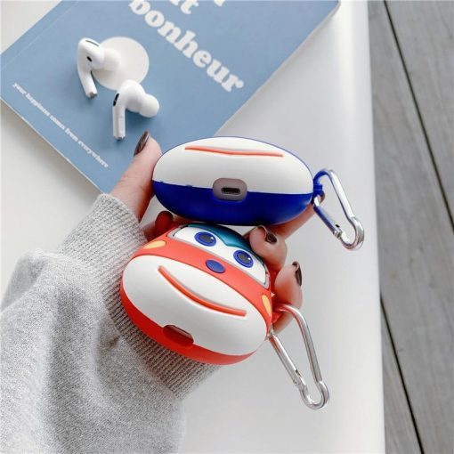 Planes 'Red' Premium AirPods Case Shock Proof Cover