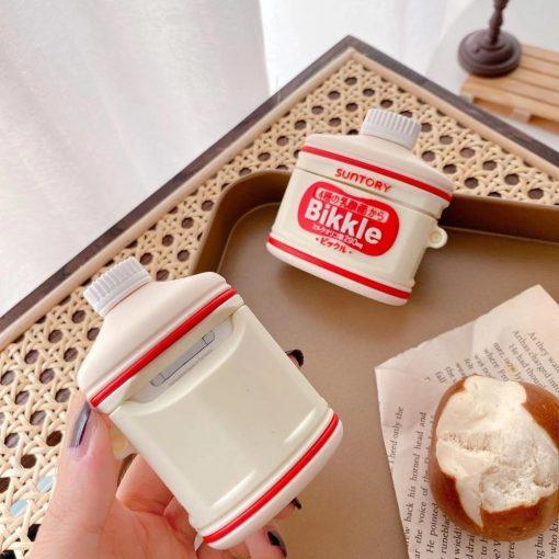 Bikkle Japanese Probiotics Premium AirPods Case Shock Proof Cover