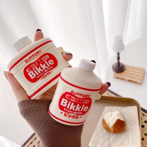 Bikkle Japanese Probiotics Premium AirPods Pro Case Shock Proof Cover