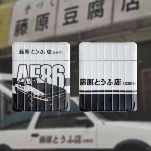 Initial D 'Modular' AirPods Case Shock Proof Cover