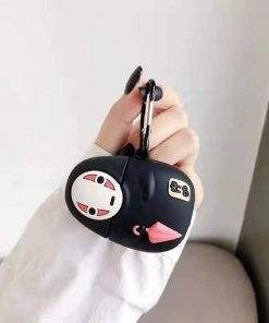 Spirited Away 'No Face' Premium AirPods Case Shock Proof Cover
