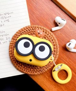 Whistling Minions Premium AirPods Pro Case Shock Proof Cover
