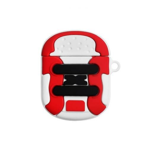 Mini Canvas Shoe Premium AirPods Case Shock Proof Cover