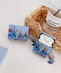 Alice in Wonderland 'Oysters | Modular' AirPods Case Shock Proof Cover