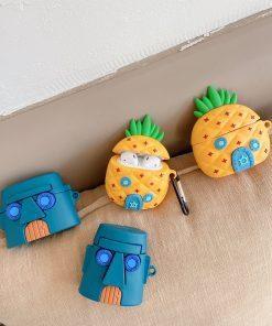 Spongebob 'Pineapple House' Premium AirPods Pro Case Shock Proof Cover