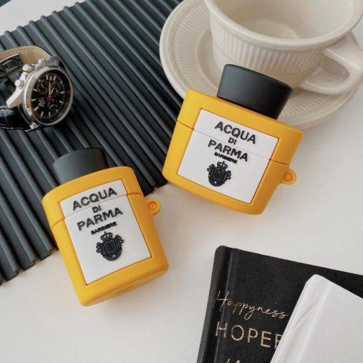Acqua di Parma Perfume Premium AirPods Pro Case Shock Proof Cover