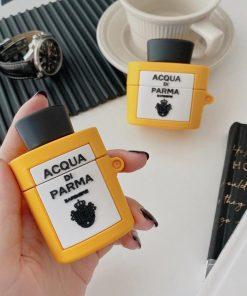 Acqua di Parma Perfume Premium AirPods Case Shock Proof Cover