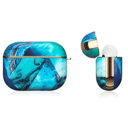 Art Acrylic AirPods Pro Case Shock Proof Cover
