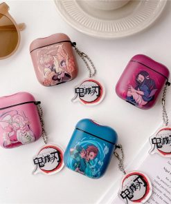 Demon Slayer AirPods Case Shock Proof Cover