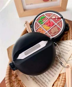 Japanese Hot Pot Premium AirPods Case Shock Proof Cover