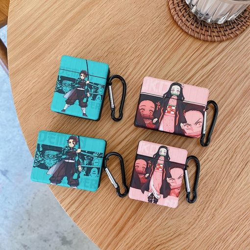 Demon Slayer 'Modular' AirPods Pro Case Shock Proof Cover