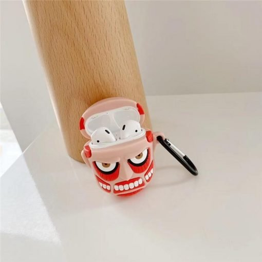 Attack on Titan AirPods Case Shock Proof Cover