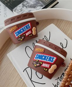 Snickers Minis Peanut Premium AirPods Pro Case Shock Proof Cover