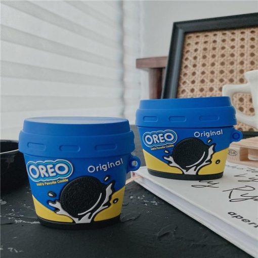 Oreo Minis '2.0' Premium AirPods Case Shock Proof Cover