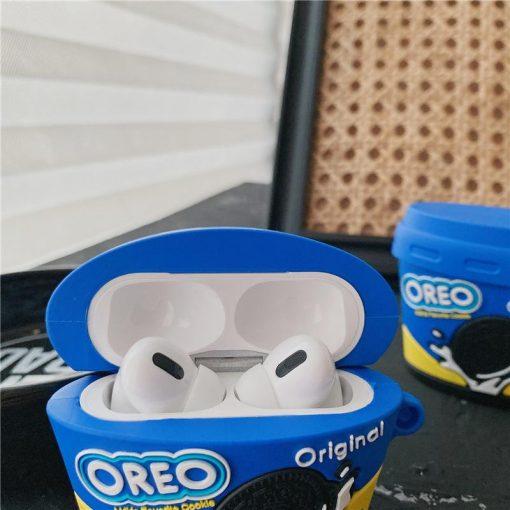 Oreo Minis '2.0' Premium AirPods Pro Case Shock Proof Cover