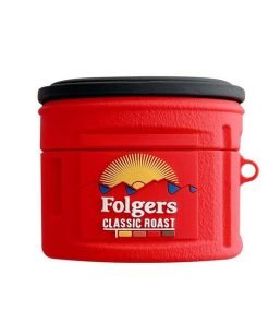 Folgers Coffee Premium AirPods Pro Case Shock Proof Cover