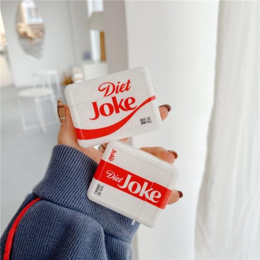 Diet Joke AirPods Pro Case Shock Proof Cover