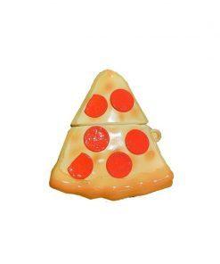 Pepperoni Pizza Slice Premium AirPods Case Shock Proof Cover