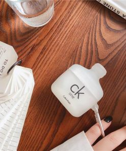 Perfume Bottle 'ONE' Premium AirPods Pro Case Shock Proof Cover